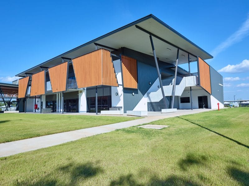 Zuccoli Catholic School Nothern Territory. Halikos constructions. Photo Shane Eecen