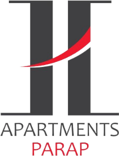 H Apartments Logo