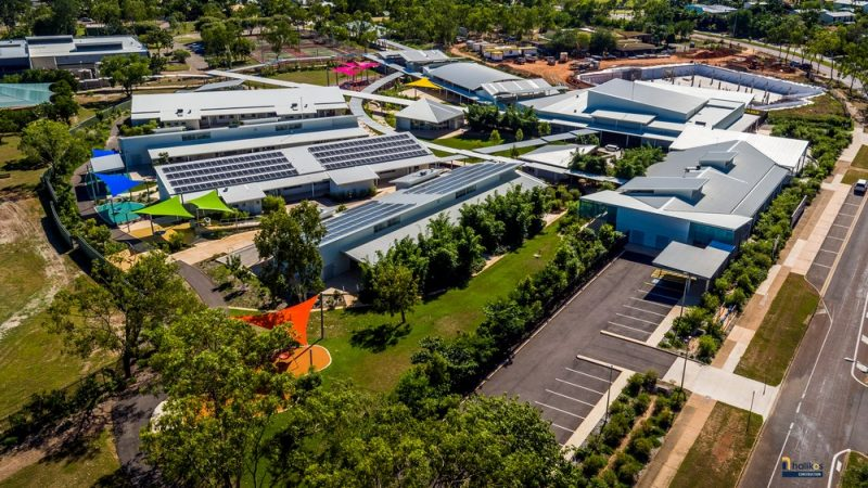 Henbury School, Tiwi Gardens