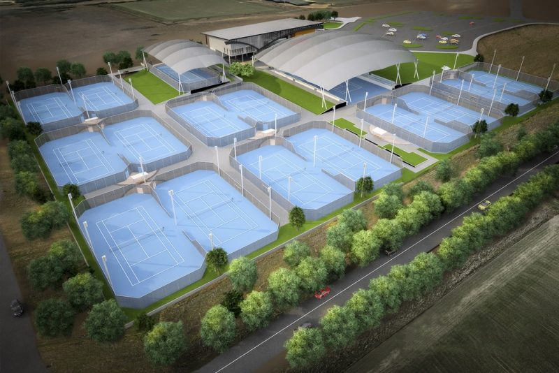 Marrara Tennis Centre