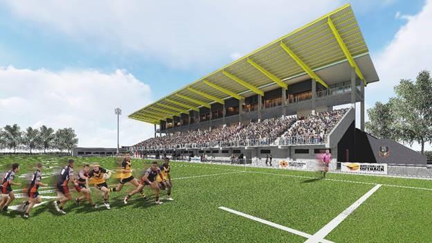Warren Park - Stadium